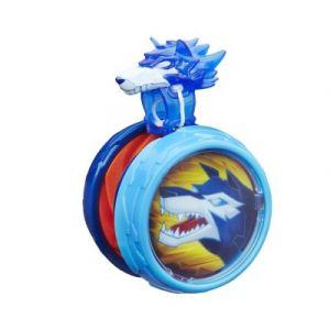 Hasbro Blazing Team Yo-Yo Combat rotatif Loup