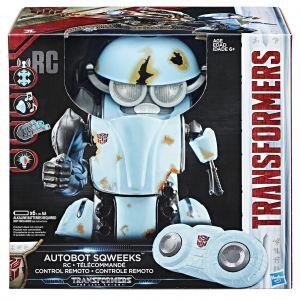 Hasbro Autobot Sqweeks Transformers télécommandé