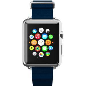 Incipio Bracelet Nato Apple watch 42mn Navy