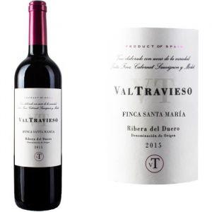 Valtravieso 2015 Ribera del Duero Vin rouge d'Espagne