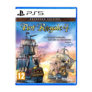 Port Royale 4 Extended Edition (PlayStation 5) [PS5]