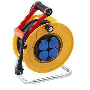 Brennenstuhl Kid Pro Enrouleur de câble IP44 15 m
