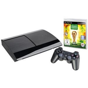 Sony PS3 Ultra Slim 500 Go + 2014 Fifa World Cup