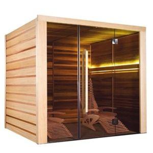 Poolstar Sauna vapeur Alto Vap 4/6 places
