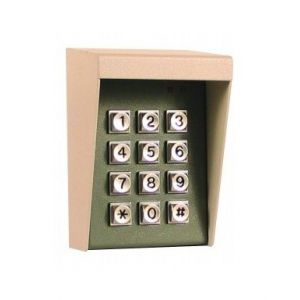 Europe automatismes EA CLEAFIL CLAVIER A CODES FILAIRES BOITIER METAL