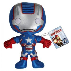 Funko Peluche Iron Man Patriot 20 cm