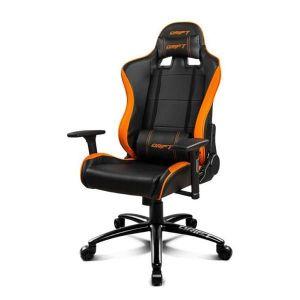 Drift Innovation DR200BO Gaming chaise Noir/Orange