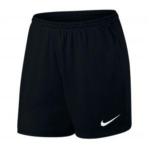 Nike Park II Short Women Femme, Noir/Blanc, FR (Taille Fabricant : XL)