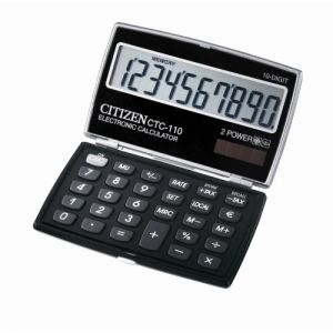 Citizen Systems CTC-110 - Calculatrice de poche