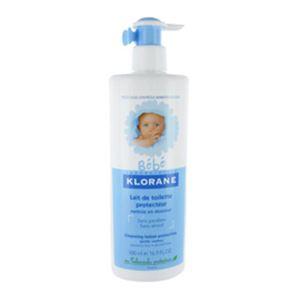 Klorane Bébé Lait de toilette protecteur - 500 ml