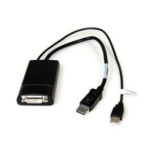 StarTech.com DP2DVID - Adaptateur Actif DisplayPort vers DVI Dual Link Convertisseur DP