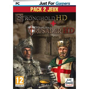Stronghold HD + Stronghold Crusader HD [PC]