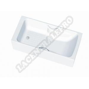 Ideal Standard Khéops 3 - Baignoire à encastrer en acrylique (170 x 75 cm)