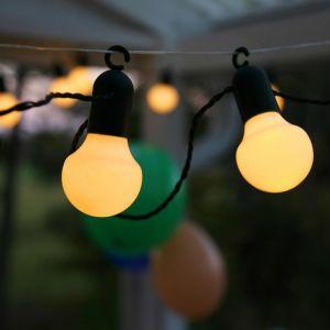 Best Season Guirlande extérieure 20 ampoules LED