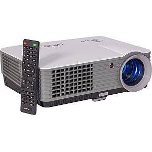 LTC Audio VP2000-W Projecteur vidéo à LED - Duplication d'écran par wifi - LED 100 W
