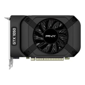 PNY GF1050GTX2GEPB - Carte graphique GeForce GTX 1050 2Go GDDR5