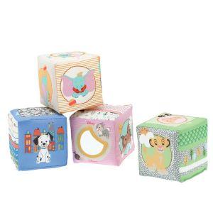 Chicco Cubes en tissu Disney