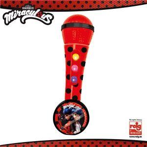 Reig Musicales Microphone amplificateur Ladybug