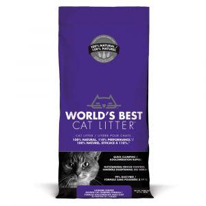Applaws Litière pour chat Parfum lavande 12,7 kg