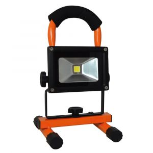 Tibelec Projecteur LED 10W de Chantier