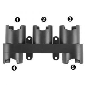 XC Source Pour Dyson V7 V8 V10 Support de rangement pour accessoires AH598