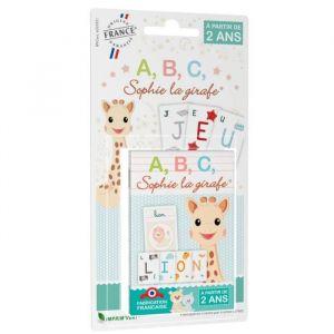 Apicoove A, B, C, Sophie la girafe
