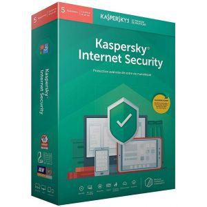 Internet Security 2019 (5 Postes / 1 An) [Windows]