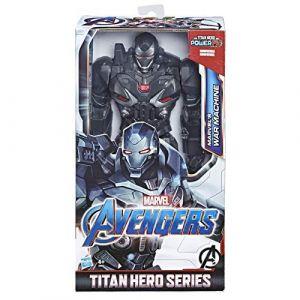 Hasbro AVENGERS ENDGAME - War Machine - Figurine Marvel Titan Deluxe 30 cm