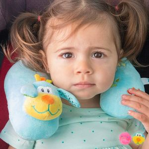 Coussin cervical pour bébés Animal Chien