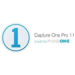 CAPTURE ONE Pro 11 [Windows, Mac OS]
