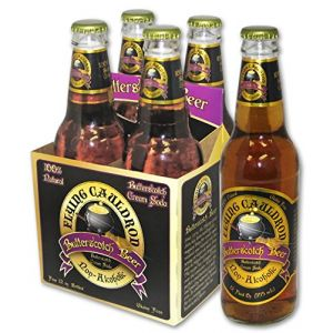Image de Harry Potter X1Flying Cauldon Butterscotch Beer Cream Soda Non-Alcoholic 12 Fluid OZ (355ml)