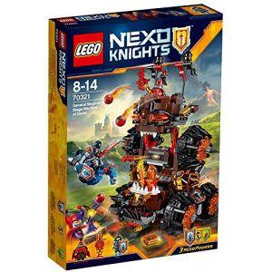 Lego Nexo Knights 70321 - La Machine Maudite du Général Magmar