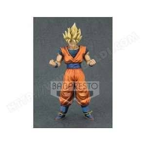 Banpresto Figurine Dragon Ball Z Grandista: Super Saiyan Son Goku