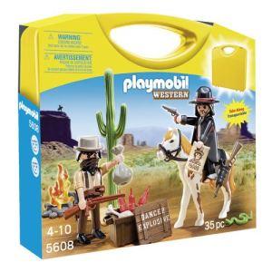 Playmobil 5608 Western - Valisette Western