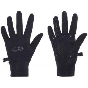 Icebreaker Sierra Gloves Gants Mixte Adulte, Noir, FR : XS (Taille Fabricant : XS)