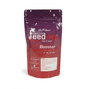 Powder feeding booster 125gr - green house