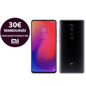 "Xiaomi MI 9T PRO 6.39"" 64 Go Noir"
