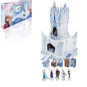 Le palais de glace de la Reine des neiges