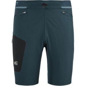 Millet LTK Speed Long Short Homme, orion blue XL Pantalons trekking & randonnée