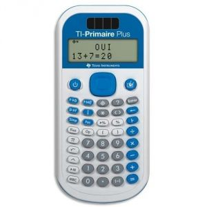 Texas instruments TI-Primaire Plus - Calculatrice scientifique