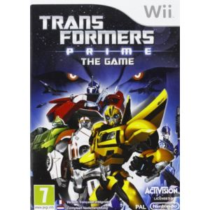 Transformers Prime [Wii]