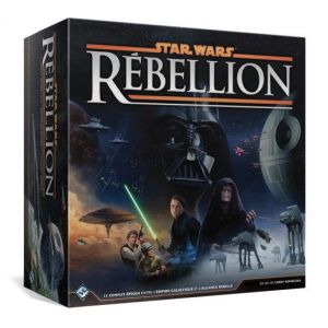 Fantasy Flight Games Rebellion Star Wars (version anglaise)