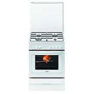 Sauter SCM1020 - Cuisinière mixte 4 brûleurs et four électrique
