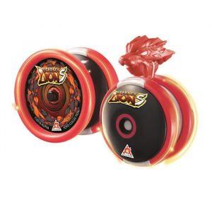 Audley BLAZING TEAM Yo-yo Maître Morphose Niveau 3 - Scarlet Lion S