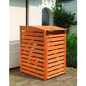 promex vario cache poubelle simple en pin 74 x 92 x 122. Black Bedroom Furniture Sets. Home Design Ideas