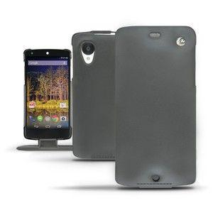 Noreve 23528T1 - Etui Tradition en cuir pour LG Google Nexus 5