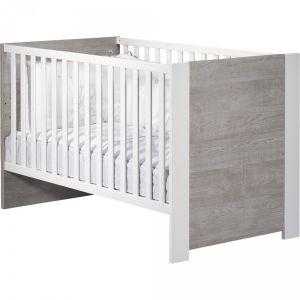 Sauthon Loft - Lit bébé évolutif Little Big Bed 70 x 140 cm