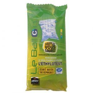 Ethylotest chimique 0,5 g/L
