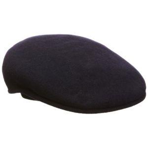 Kangol Bonnet Wool 504 - Mixte - Bleu (Dark Blue) - Small