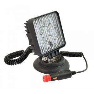 Best Projecteur De Travail LED 27W, 1755 Lumens 12V, Aimanté, Prise Allume Cigare